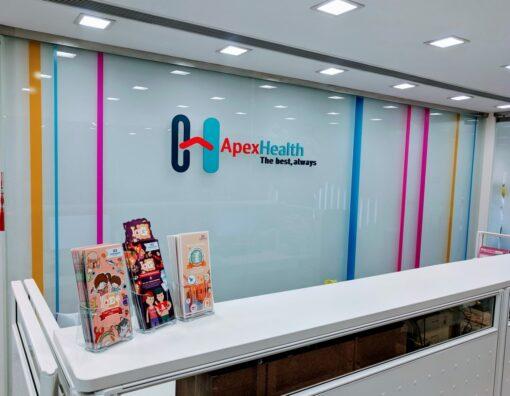 ApexHealth office 傲士健康