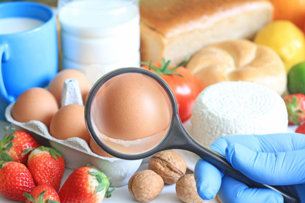 食物和環境分子致敏原