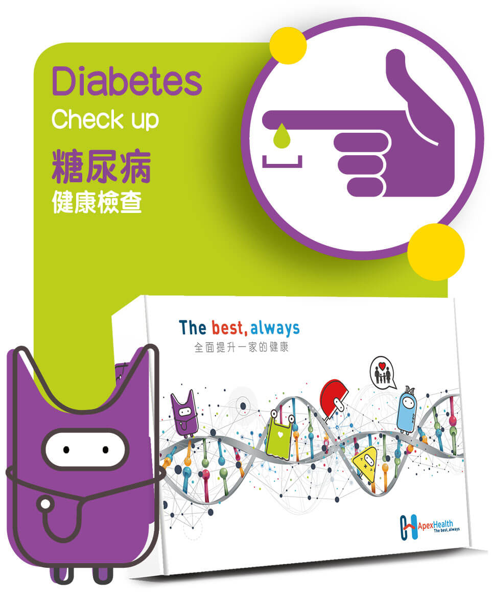糖尿病檢測 Diabetes Check up Plan