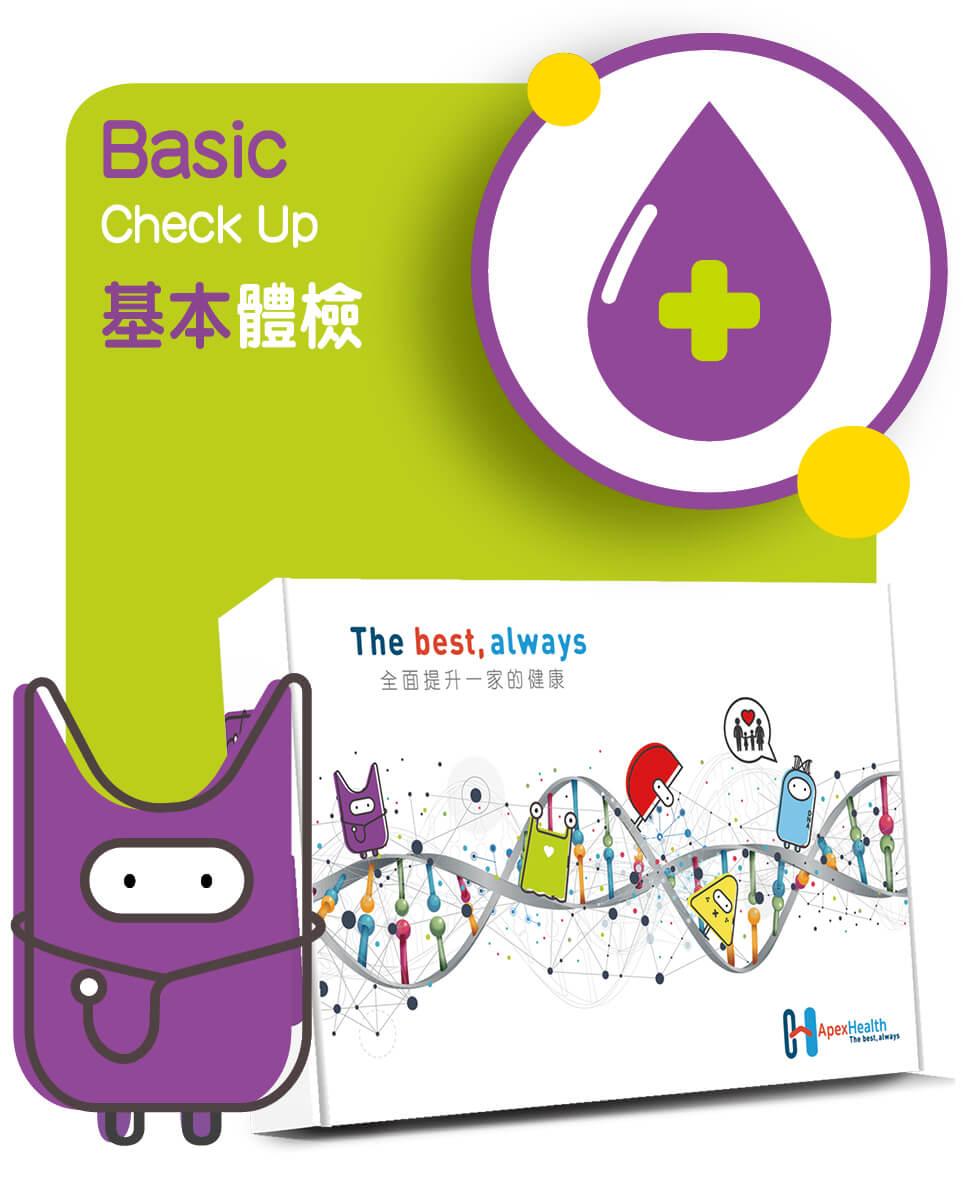 基本體檢 Basic Check Up Plan