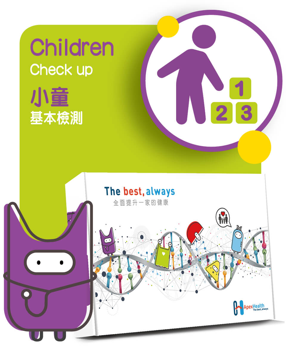 小童基本檢測 Basic Children Test