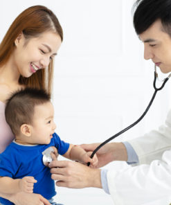 小童基本檢測 Basic Children Test