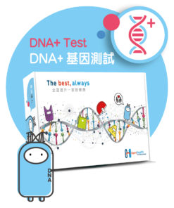 DNA+ Test Category