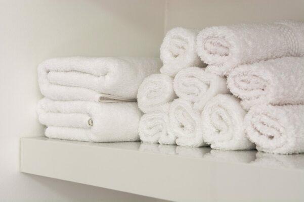性病會從不潔的酒店毛巾感染