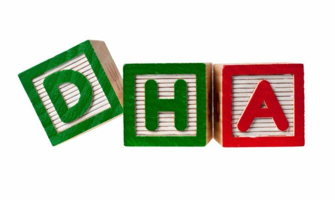 DHA Docosahexaenoic acid
