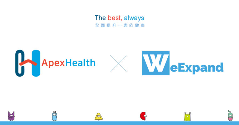 pexHealth x WeExpand strategic partnership