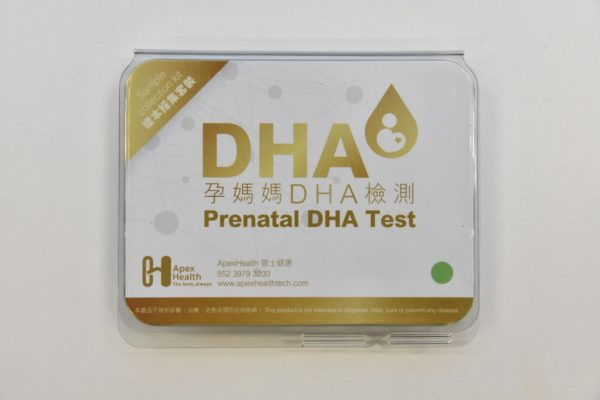 孕媽媽 Prenatal DHA Test Kit product