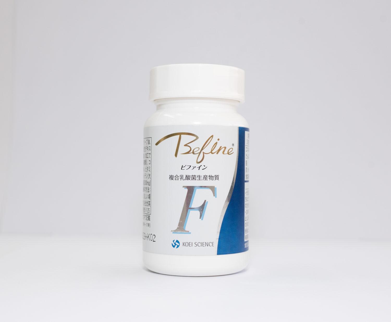 Befine 複合乳酸菌生成物 4