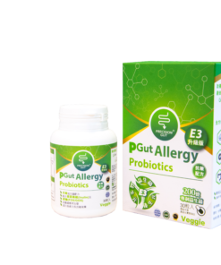 PGut準腸康 防敏益生菌E3升級版 3